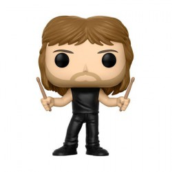 Figurine Pop Music Metallica Lars Ulrich Funko Boutique Geneve Suisse