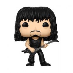 Figurine Pop Music Metallica Kirk Hammett Funko Boutique Geneve Suisse