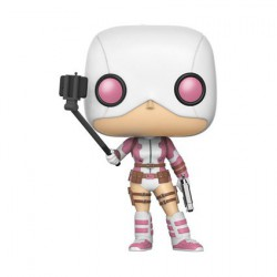 Figuren Pop SDCC 2017 Marvel Gwenpool with Selfie Stick Limitierte Auflage Funko Figuren Pop! Genf