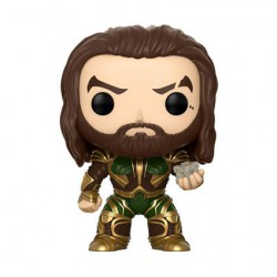 Figuren Pop SDCC 2017 Justice League Aquaman with Motherbox Limitierte Auflage Funko Figuren Pop! Genf