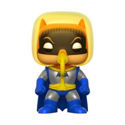 Pop SDCC 2017 Blue Chrome Batman Edition Limitée