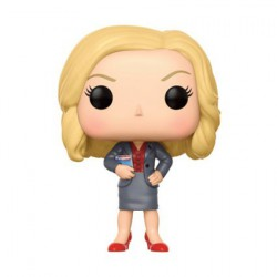 Figurine Pop TV Parks and Recreation Leslie Knope (Rare) Funko Boutique Geneve Suisse