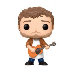 Figurine Pop TV Parks and Recreation Andy Dwyer (Rare) Funko Boutique Geneve Suisse