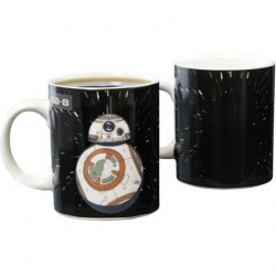 Figurine Tasse Thermosensible Star Wars BB-8 (1 pcs) Paladone Boutique Geneve Suisse