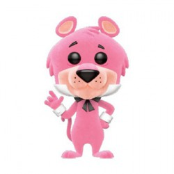 Figurine Pop Cartoons Hanna Barbera Snagglepuss Flocké Edition Limitée Funko Boutique Geneve Suisse