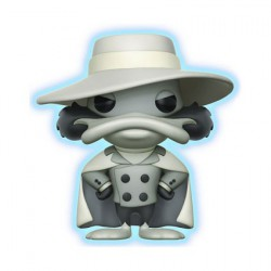 Figuren Pop SDCC 2017 Disney Darkwing Duck Negatron Phosphoreszierend Limitierte Auflage Funko Genf Shop Schweiz