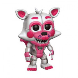 Figurine Pop Games FNAF Sister Location Funtime Foxy Funko Boutique Geneve Suisse