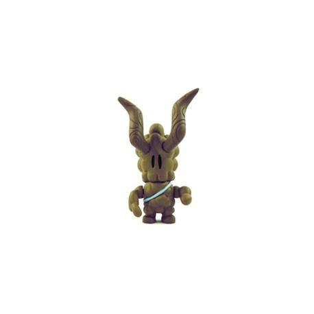 Figurine Monsterism 3 Brownie par Pete Fowler Playbeast Boutique Geneve Suisse