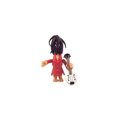 Figurine Monsterism 3 Troubador par Pete Fowler Playbeast Boutique Geneve Suisse