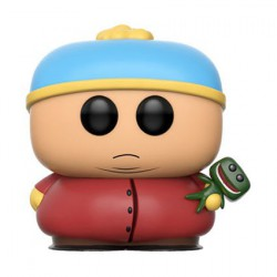 Figurine Pop South Park Cartman avec Clyde (Rare) Funko Boutique Geneve Suisse