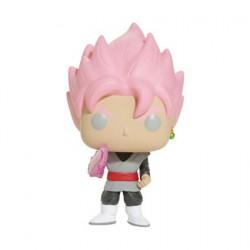 Figurine Pop Dragon Ball Z Super Saiyan Rose Goku Edition Limitée Funko Manga Geneve