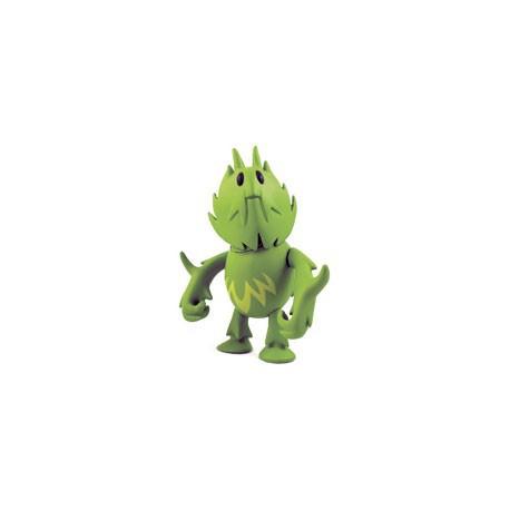 Figurine Monsterism 3 Green par Pete Fowler Playbeast Boutique Geneve Suisse
