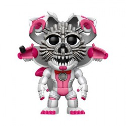 Figuren Pop SDCC 2017 Sister Location Jumpscare Funtime Foxy Limitierte Auflage Funko Figuren Pop! Genf