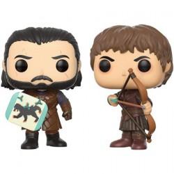 Figur Pop Game of Thrones Jon Snow and Ramsay Bolton Duel 2-Pack Funko Geneva Store Switzerland