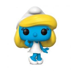Figurine Pop Schtroumpfs Schtroumpfette (Vaulted) Funko Boutique Geneve Suisse