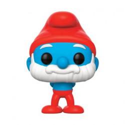 Figurine Pop Schtroumpfs Grand Schtroumpf Funko Figurines Pop! Geneve