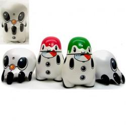 Figurine Kaniza Snobot set (10 cm) par Dacosta Bayley Toy Qube Boutique Geneve Suisse