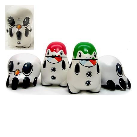 Figuren Kaniza Snobot set (10 cm) von Dacosta Bayley Toy Qube Genf Shop Schweiz