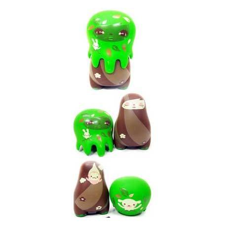 Figurine Kaniza 1 par Bupla Toy Qube Boutique Geneve Suisse