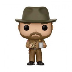 Figur Pop TV Stranger Things Hopper (Rare) Funko Geneva Store Switzerland