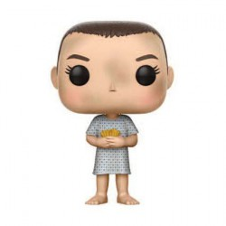 Figurine Pop Stranger Things Eleven in Hospital Gown (Rare) Funko Boutique Geneve Suisse