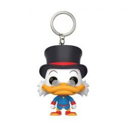 Figurine Pop Pocket Porte-clés Ducktales Scrooge McDuck Funko Boutique Geneve Suisse