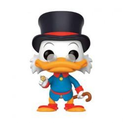 Figurine Pop Disney Duck Tales Scrooge McDuck (Rare) Funko Boutique Geneve Suisse