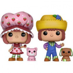 Figuren Pop NYCC 2016 Strawberry Shortcake & Huckleberry Pie 2 Pack Limitierte Auflage Funko Figuren Pop! Genf