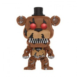 Figurine Pop Jeux Vidéo FNAF Nightmare Freddy (Rare) Funko Boutique Geneve Suisse