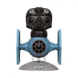 Figuren Pop Rides Star Wars Tie Fighter mit Tie Pilot Funko Genf Shop Schweiz