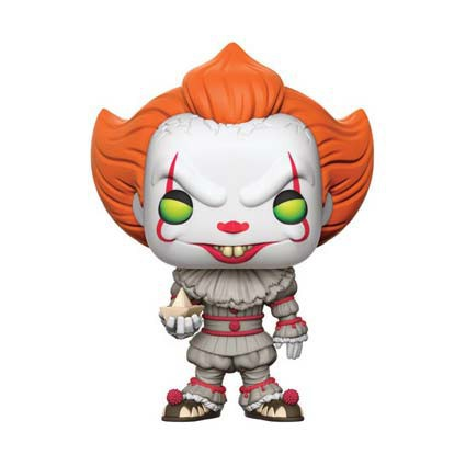 Figuren Pop Movie It Pennywise With Boat Rare Funko Genf