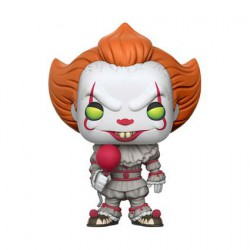 Figurine Pop Movie IT Pennywise with Balloon Edition Limitée Funko Boutique Geneve Suisse