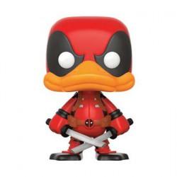 Figuren Pop Marvel X-Men Deadpool The Duck Limitierte Auflage Funko Vorbestellung Genf