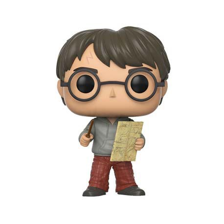 Figur Pop Harry Potter with Marauders Map Funko Geneva Store Switzerland