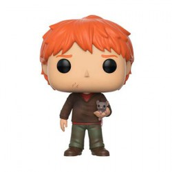 Figur Pop Harry Potter Ron Weasley with Scabbers Funko Geneva Store Switzerland