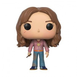Figur Pop Harry Potter Hermione Granger with Time Turner Funko Geneva Store Switzerland