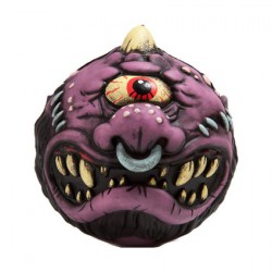 Figurine Foam Balls Horn Head par Madballs x Kidrobot Kidrobot Designer Toys Geneve