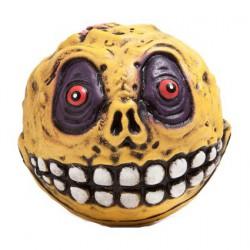 Figurine Foam Balls Skull Face par Madballs x Kidrobot Kidrobot Designer Toys Geneve
