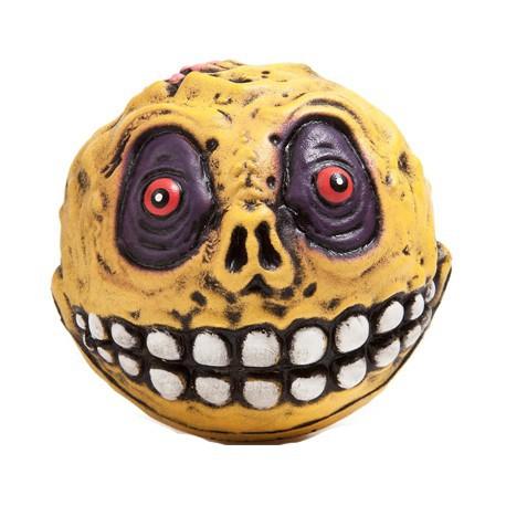 Figuren Foam Balls Skull Face Von Madballs X Kidrobot