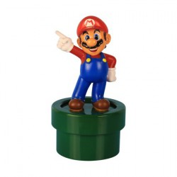 Figuren Super Mario Led Lampe Paladone Genf Shop Schweiz