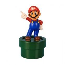 Figurine Lampe Led Super Mario Paladone Boutique Geneve Suisse