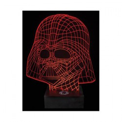 Figurine Lampe Led Star Wars Darth Vader Boutique Geneve Suisse