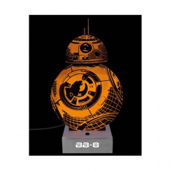 Figurine Lampe Led Star Wars BB-8 Boutique Geneve Suisse