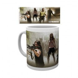 Figurine Tasse The Walking Dead Banner Boutique Geneve Suisse