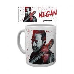 The Walking Dead Negan Blood Mug