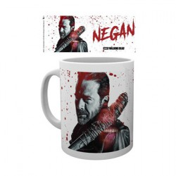 Figurine Tasse The Walking Dead Negan Blood Hole in the Wall Boutique Geneve Suisse