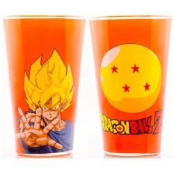 Figurine Verre Dragon Ball Z Premium (1 pièce) Hole in the Wall Boutique Geneve Suisse