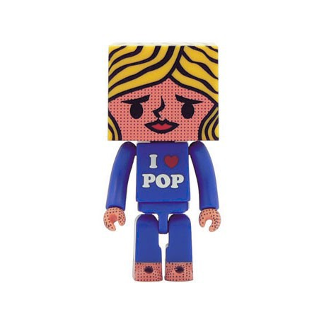 Figur Popar TO-FU by Devilrobots Little Toys Geneva