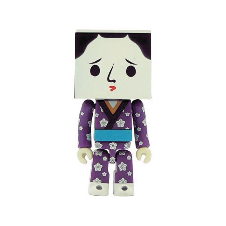 Figurine Utamaro TO-FU par Devilrobots Devilrobots Boutique Geneve Suisse