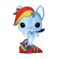 Figurine Pop My Little Pony Rainbow Dash Sea Pony Edition Limitée Chase Funko Boutique Geneve Suisse